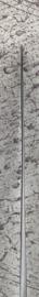 Tosa Matsunaga Aogami damascus Kiritsuke (universeel mes), 210 mm -los lemmet-