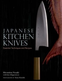 Japanese Kitchen Knives: Essential Techniques (Hardcover)
