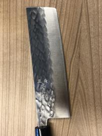 Tadafusa S42 Nakiri (groentemes) Tsuchime 165 mm