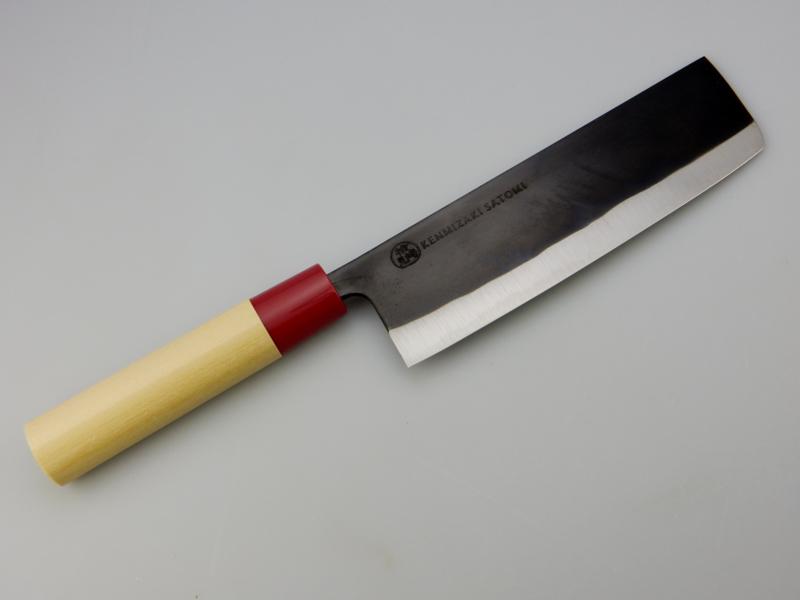 Kenmizaki Satomi Nakiri (vegetable knife), KZ-103, 130 mm