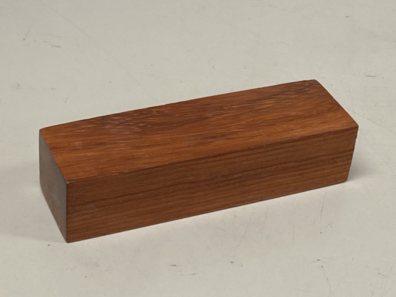 Bloodwood/Satinwood (Brosimum rubescens)  - recht -
