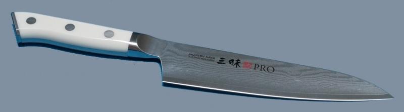 Zanmai Classic HKC-3004d Gyuto (chefsmes), 180 mm
