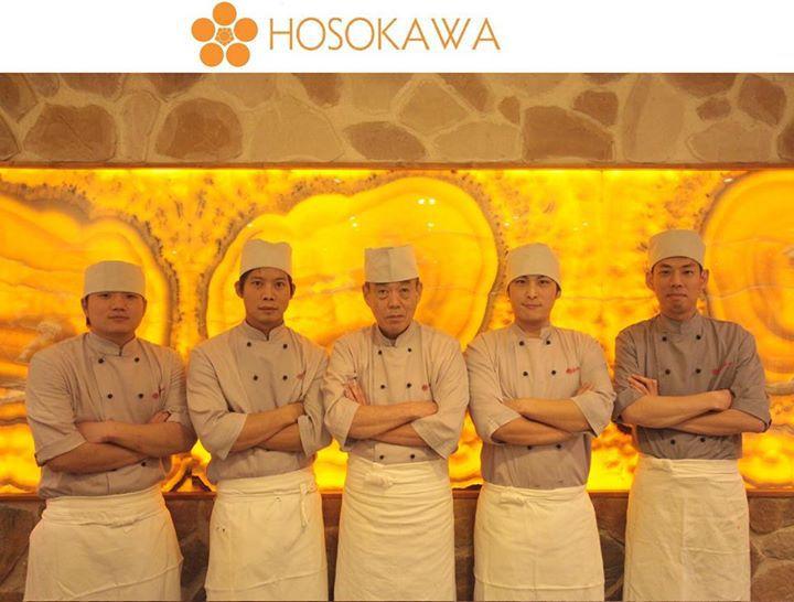 Hosokawa restaurant Amsterdam