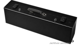 Sauer 404 ultra korte aluminium koffer