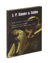 Boek J.P. Sauer & Sohn