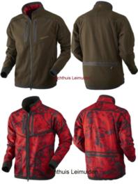 Harkila LYNX Fleece vest omkeerbaar