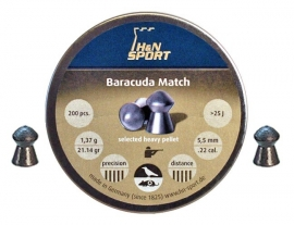 H&N Sport Baracuda Match 4,5 en 5.5mm