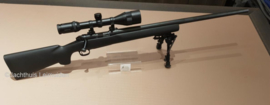 Winchester 70 SA Heavy Varmint  Kal. .22-250Rem (Tweedehands)