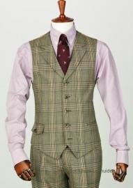 Laksen Tweed dress vest De Grey Limited Edition