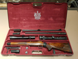 Mauser M03 Colour Case Hardened met 3 wissellopen (tweedehands)
