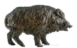 Bronzen beeld Sauer: Keiler