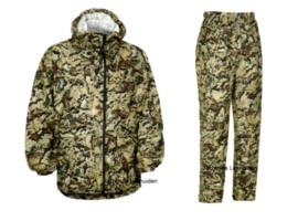 Swedteam Ridge Camouflage (overtrek)set
