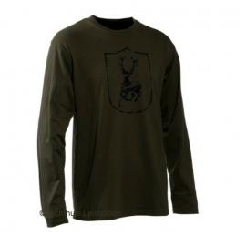 Deerhunter T-shirt lange mouw