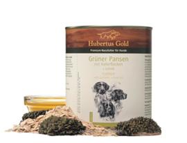 Hubertus Gold menu groene (runder)pens