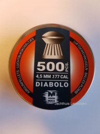 Diabolo 4,5 of 5,5mm