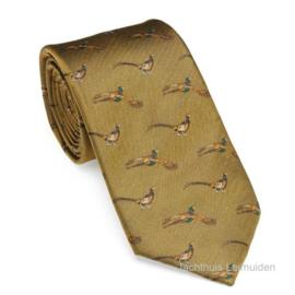 Laksen zijden stropdas New Pheasant