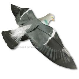 SilloSocks velours duif Hypa Flap