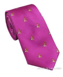 Laksen stropdas Pink