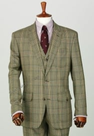 Laksen Tweed colbert De Grey Donagal Limited Edition