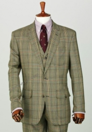Laksen Tweed colbert De Grey Donagal Limited Edition