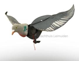 SilloSocks gemotoriseerde vliegende duif