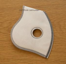 Swedteam vervangbare filters voor het gezichtsmasker