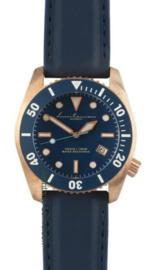 Laksen Huntsman Automatic G2 Horloge Bronze (gelimiteerde oplage)