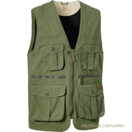 Swedteam Kenya Bodywarmer/vest in groen