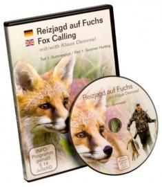 DVD Reizjagd auf Fuchs Teil 1 Sommer - Fox Calling Part 1 van Klaus Demmel