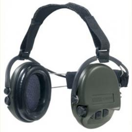 Sordin Supreme-Pro met nekband gehoorbescherming