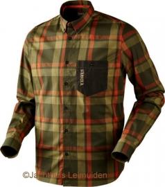 Härkila Amlet shirt Green Check