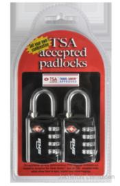 SKB TSA Combinatie slotjes