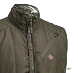 Swedteam Terra Light bodywarmer DESOLVE® Veil / Brown