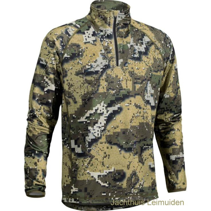 Swedteam shirt Veil Halfzip M