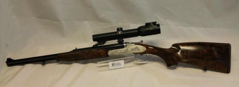Mathelon Drilling, drieloops kogelgeweer