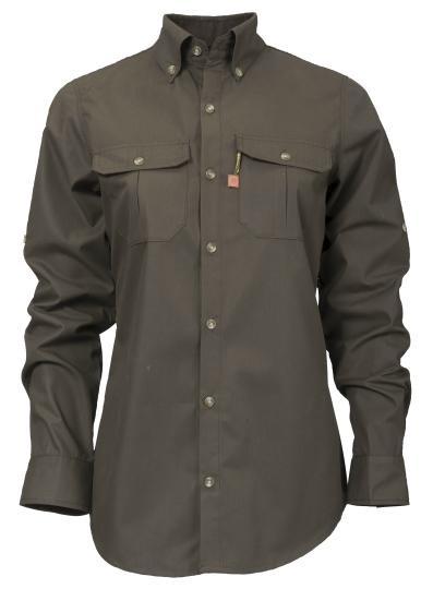 Rovince dames Ergoline Uni Shirt (anti teek)