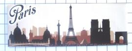 10 Magnettes Paris Mac:11.719
