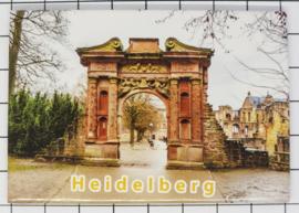 10 stuks koelkastmagneet Heidelberg N_DH006
