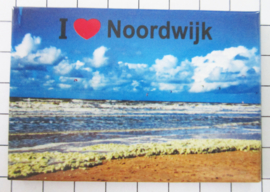 10 stuks koelkastmagneet Noordwijk N_ZH10.003