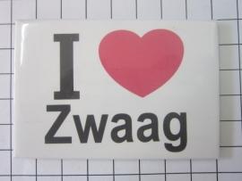 018 Magneet I love Zwaag