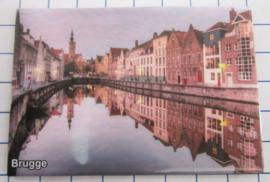 koelkastmagneten Brugge N_BB106