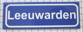 10 stuks koelkastmagneet Leeuwarden P_FR2.0001