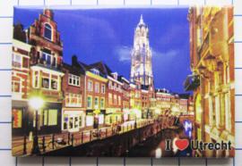 10 stuks koelkastmagneet  Utrecht N_UT1.023