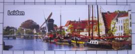 10 stuks koelkastmagneet  Leiden P_ZH6.0004