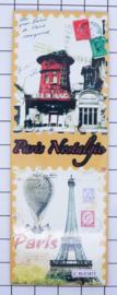 10 Magnettes Paris Mac:11.724
