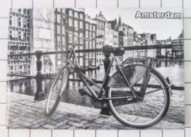 10 stuks koelkastmagneet Amsterdam  MAC:19.002