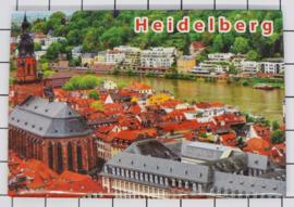 10 stuks koelkastmagneet Heidelberg N_DH014