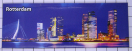 10 stuks koelkastmagneet Rotterdam  P_ZH1.0016