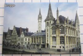 koelkastmagneten Brugge N_BB119