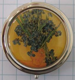 PIL 207 grote ring vaas irissen Vincent van Gogh
